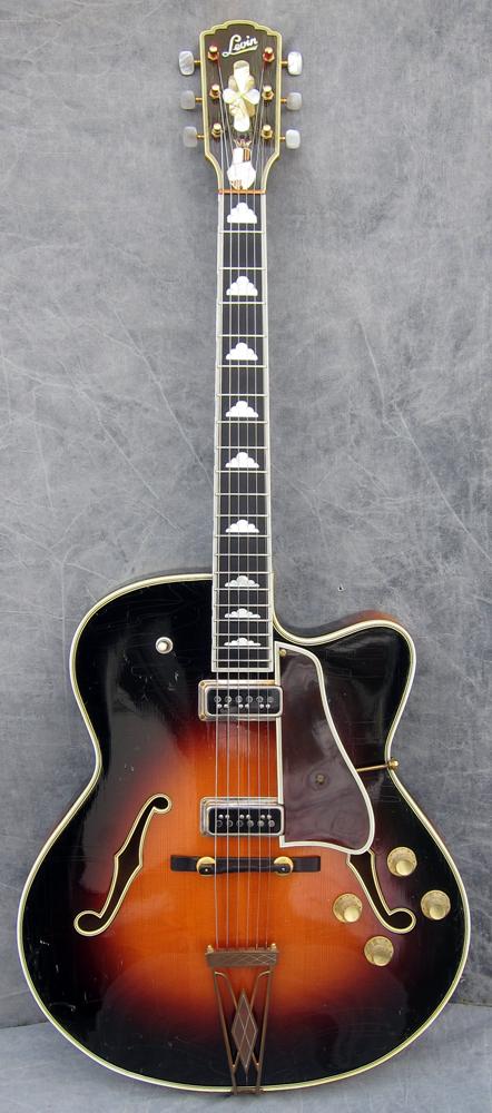old european archtop guitars. Black Bedroom Furniture Sets. Home Design Ideas