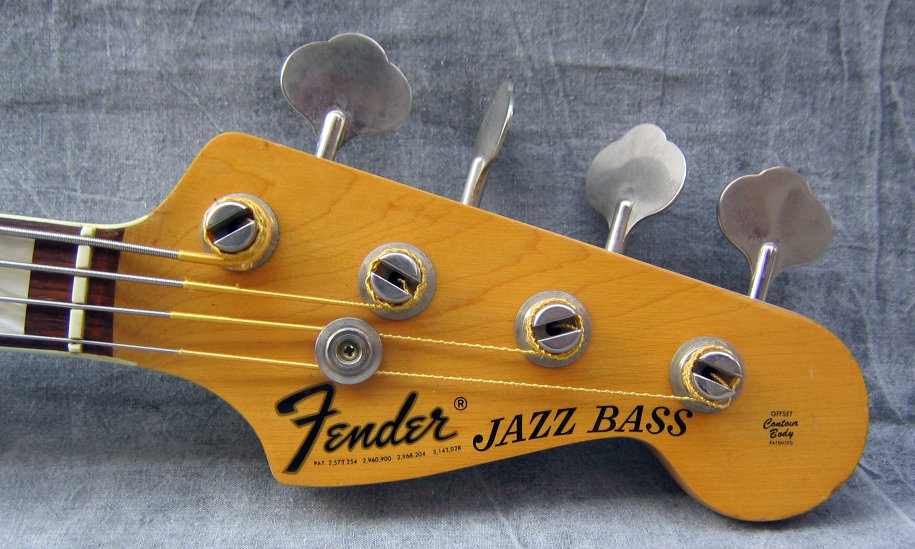 tete fender 1973_Fender_Jazz_Bass_408453_head