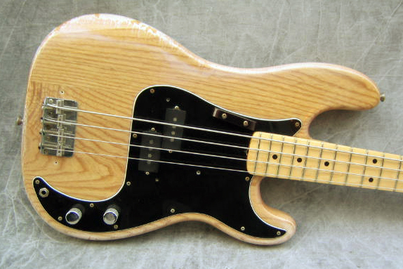PB Shelter Traditional Series - Reforma?! 1979_Fender_Precision_Bass_S896443_front