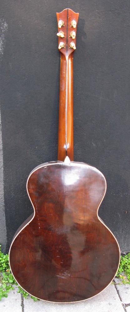 Nrj luthier vintage guitars