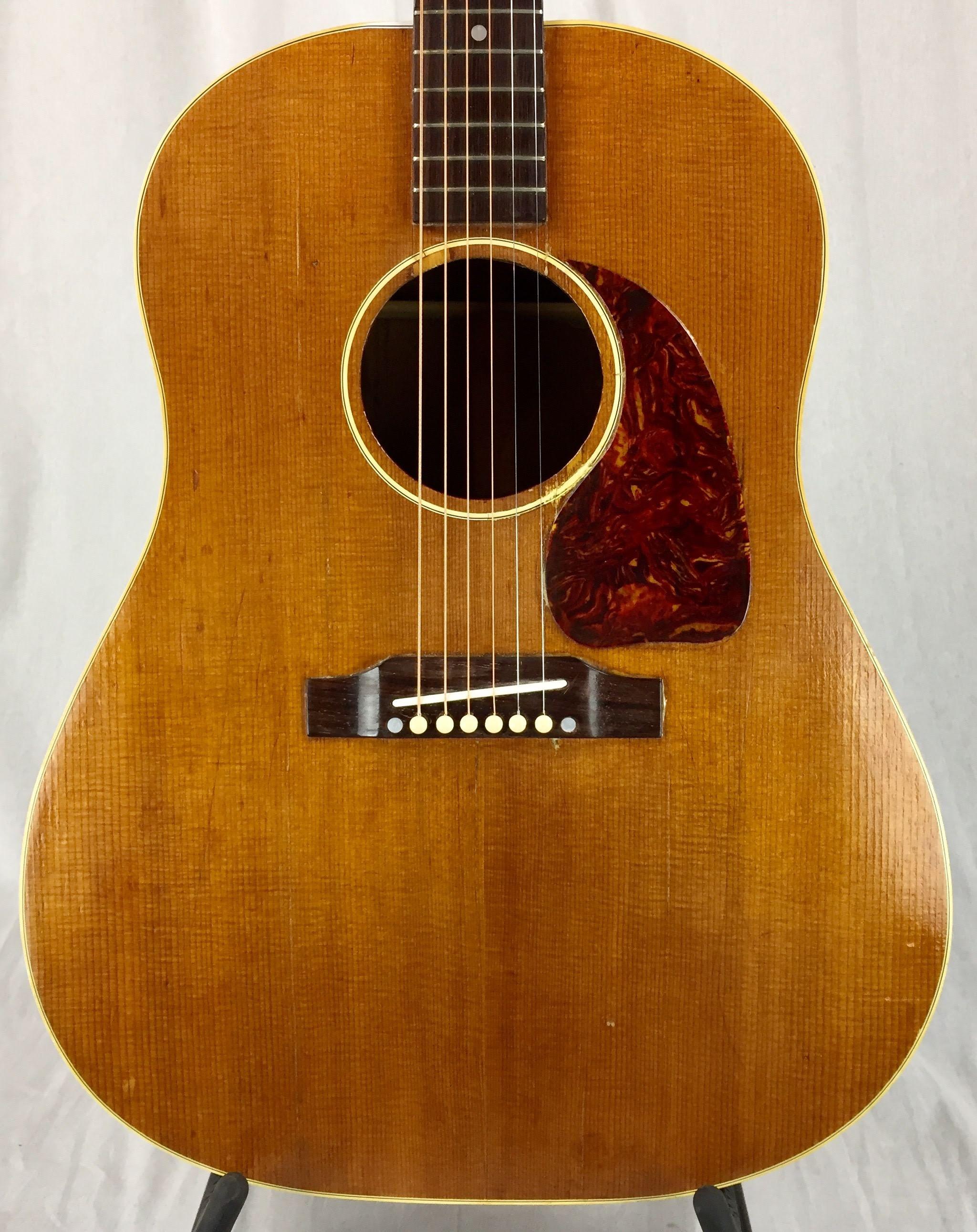 vintage guitars sweden 1954 gibson j 50 for sale. Black Bedroom Furniture Sets. Home Design Ideas