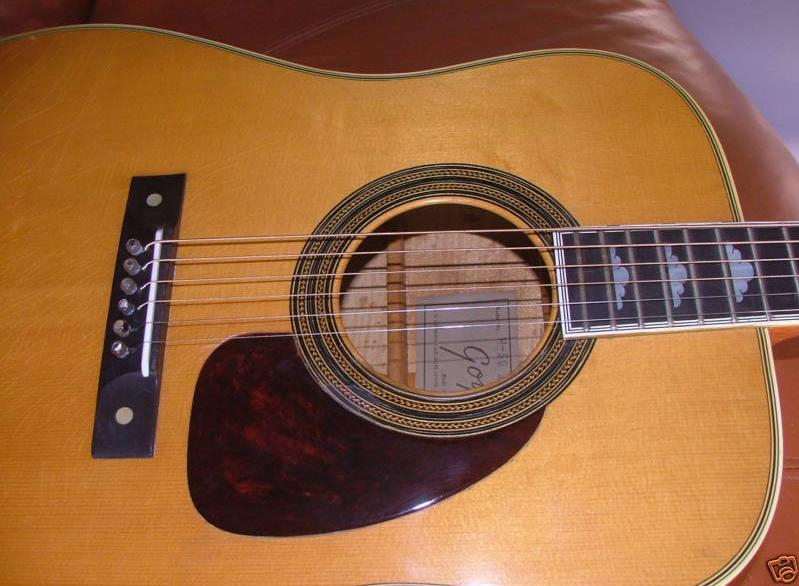 Vintage Guitars, SWEDEN - 1958 Goya M-50